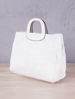 GF FERRE BAG-White