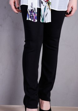 Just Cavalli Black Trouser