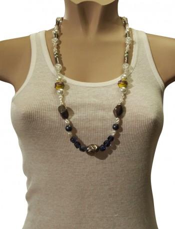 Multi coloured Necklace